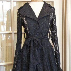 Beautiful lace jacket/dress